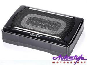 Kenwood KSC-SW11 Compact 75w RMS Amplifier-0