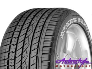 "235-55-19"" Continental XL Cross Contact Tyres-0"