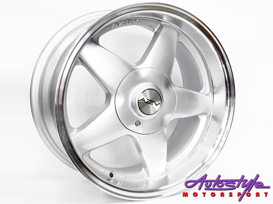 "16"" CT278 Azev 4/100 & 4/114 Alloy Wheels-0"