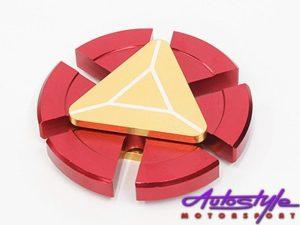 Fidget Spinner Iron Style-0
