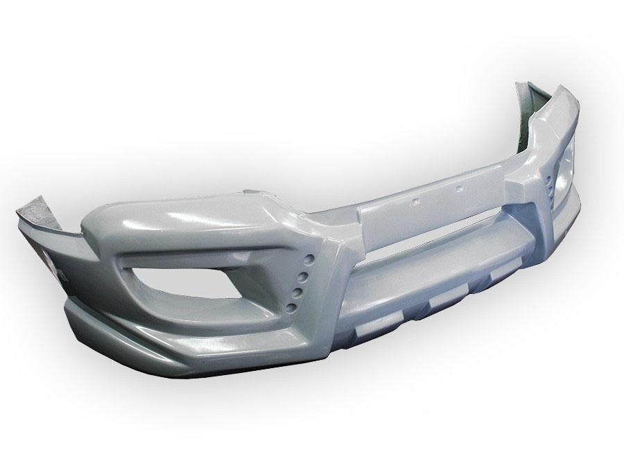 2016 Ford Ranger Fibreglass Front Bumper