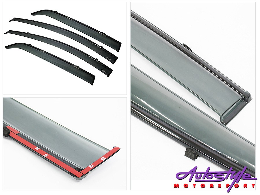 NX Tint Windshields for Toyota Fortuner 05-2015