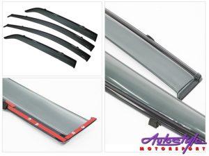 NX Tint Windshields for Isuzu D-Max 2013-0
