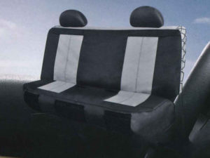 EZ-Fit Grey Seat Cover Set (rear seats)-0