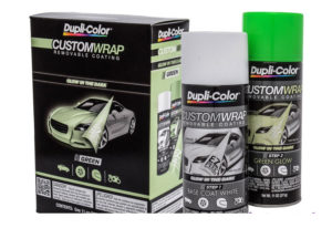 Dupli-Color Custom Wrap Glow In the Dark Green-0