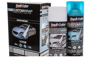Dupli-Color Custom Wrap Glow In the Dark Blue-0