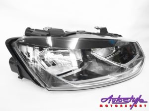 VW Polo 2015+ Replacement Headlight (Right)-0