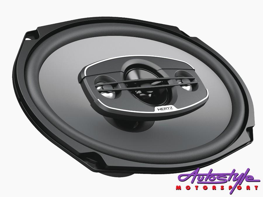 """Hertz X690 Uno 340w 6x9"""" Speakers-0"""