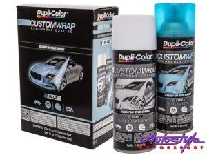 Dupli-Color Custom Wrap Glow In the Dark Blue-0