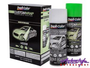 Dupli-Color Custom Wrap Glow In the Dark Green-0