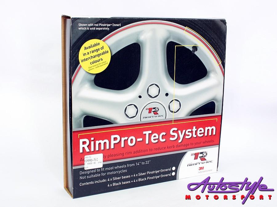 RimProTec 2part Wheel Protection Lip