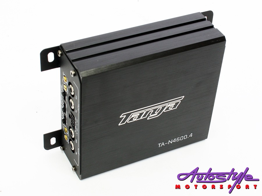 Targa Nano 5200w Compact Amplifier-25787