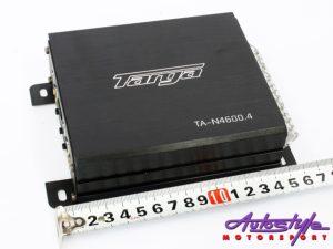 Targa Nano 5200w Compact Amplifier-0