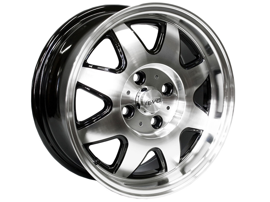 14″ Evo ATS Cup Style 4/100 Alloy Wheels