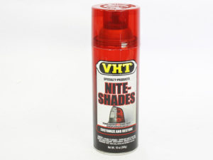 VHT Nite Shades Red Spray Tint-0