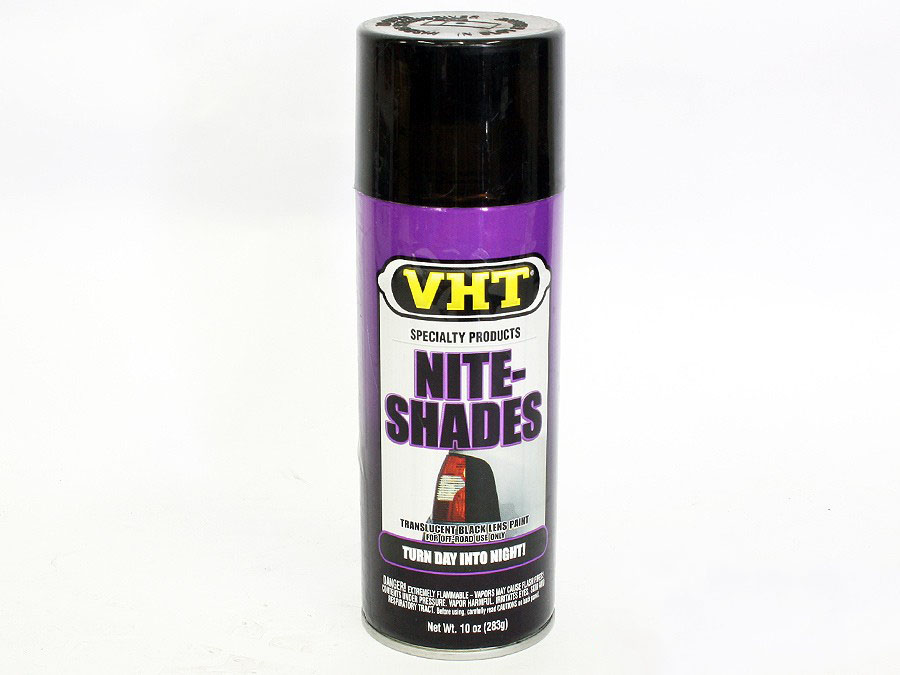 VHT Nite Shades Black Spray Tint