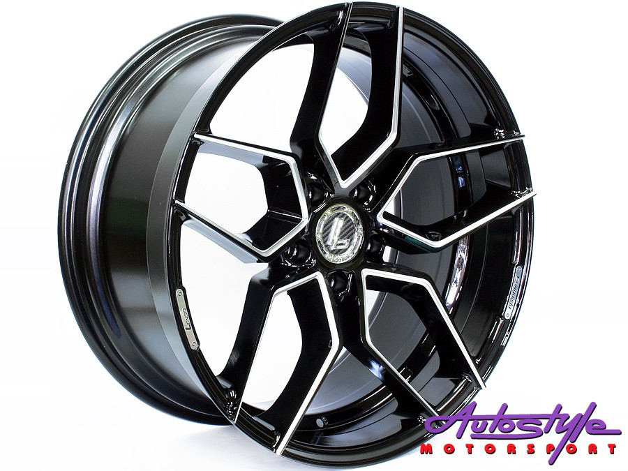 20″ Lenso Conquista 5/120 Alloy Wheels