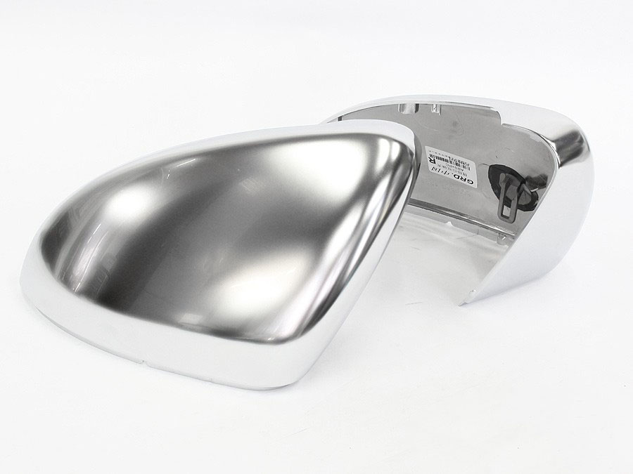 Silver Mirror Covers for VW Golf MK7