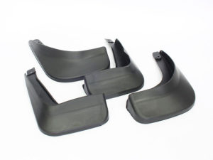 Mudflaps to fit VW Polo 7 2014+ (hatch)-0