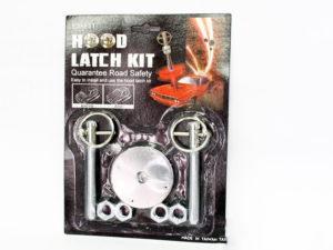 Universal Bonnet Catch Kit (chrome)-0
