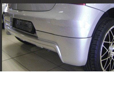 Toyota Etios OEM Spec Plastic Rear Apron (hatch)