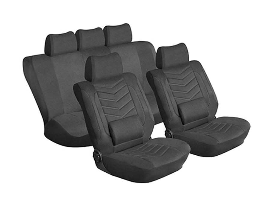 Stingray Grandeur 11pc Seat Covers (black)