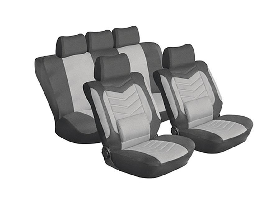 Stingray Grandeur 11pc Seat Covers (grey)
