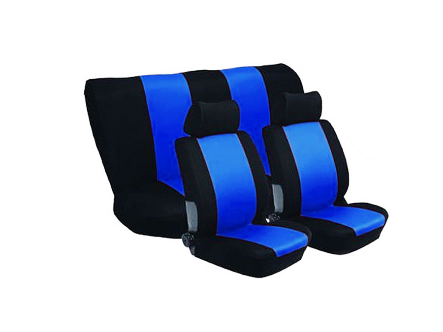 Stingray Nexus 6pc Full Car Seat Cover Set (blue)