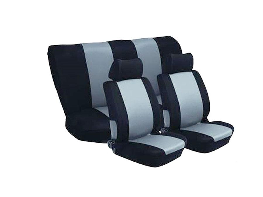 Stingray Nexus 6pc Full Car Seat Cover Set (grey)