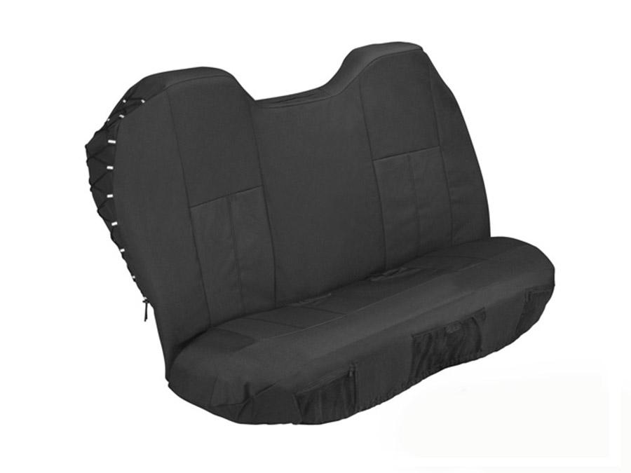Stingray SA323 Explorer Rear Poly Canvas Seat Cover (black)
