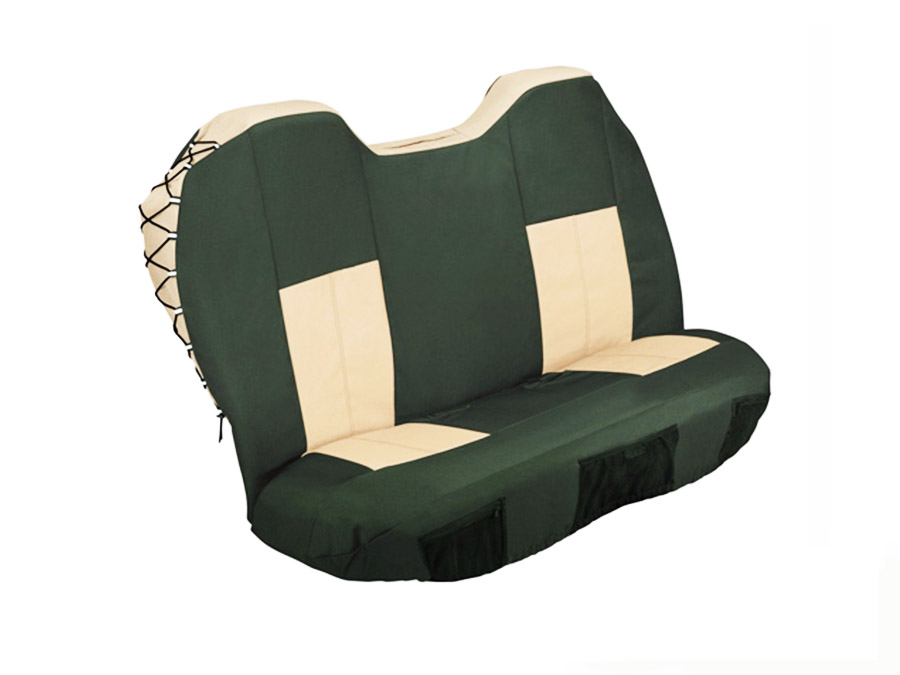 Stingray Mocha/Olive Explorer 2 Front Canvas Seat Covers