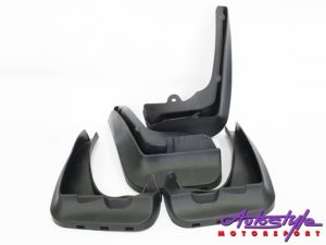 Mudflaps to fit BMW F30 -0