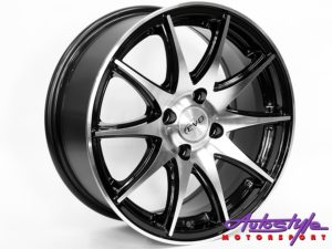 "15"" Evo Omnia 4/100 Alloy Wheels-0"