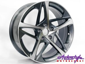 "18"" R-Line JH903 5/120 Alloy Wheels-0"