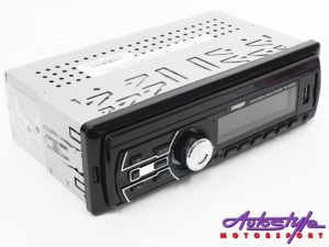 Targa TG-350USR Media Player with USB/Remote-0