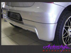 Toyota Etios OEM Spec Plastic Rear Apron (hatch)-0