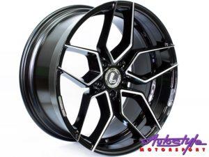 """20"""" Lenso Conquista 5/120 Alloy Wheels-0"""