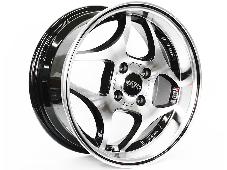 15″ Evo Laguna 4/100 Alloy Wheels