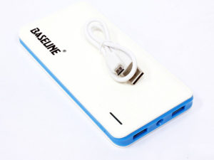 Baseline 10 000mah Powerbank with LED Torch-0