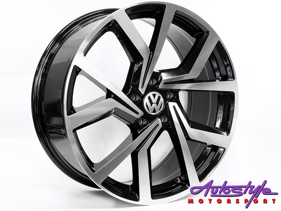 19″ Axe AV9 5/112 Alloy Wheels