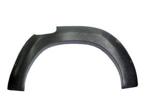 Toyota Hilux Revo Wheel Arches (textured finish)-26082