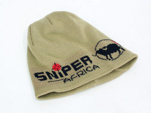 Sniper Safari Knitted Beanie-0