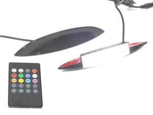 LED Car Fender Eye Brow Lighting (RGB)-0