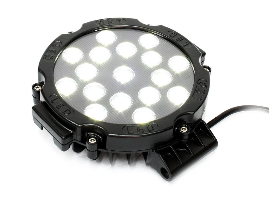 Universal 16cm Round LED Spotlamp (each)