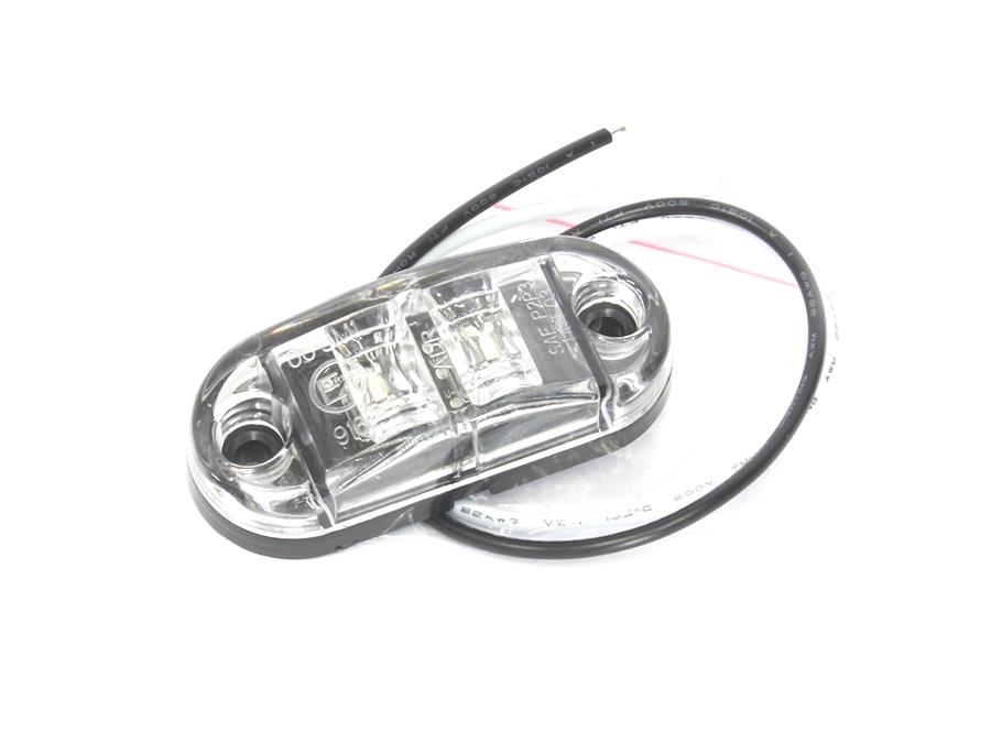 Universal 2 LED Side Fender Indicator (each)