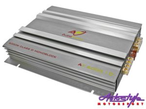 AudioFusion 6000w 1ch Monoblock Amplifier-0