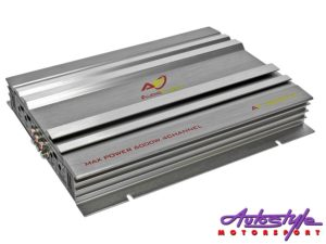 AudioFusion 6000w 4channel Amplifier-0