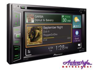 Pioneer AVH-X395BT Double Din DVD Multimedia Receiver-0