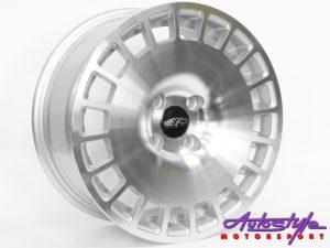 "15"" Evo Track 4/100 Alloy Wheels-0"