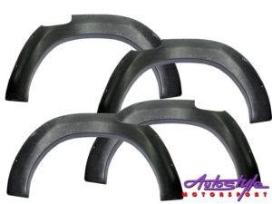 Toyota Hilux Revo Wheel Arches (textured finish)-26082